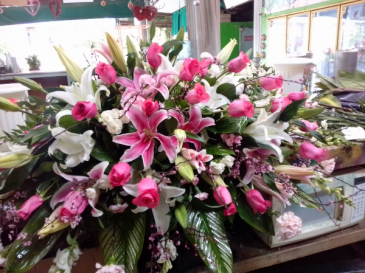 Magnificent Lilies roses and more