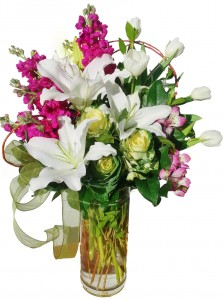 MAGNIFICENT MOMENTS Arrangement of Flowers