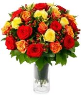 MAGNIFICENT ROSES BOUQUET