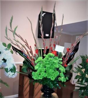 Magnificient Friend Urn Arrangement Sympathy in Canton, GA | Canton Florist