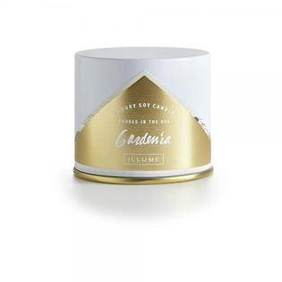 Luxury Soy Candle Candle Tin