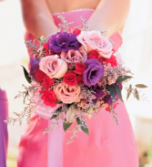 Maid of Honour Bridal Bouquet