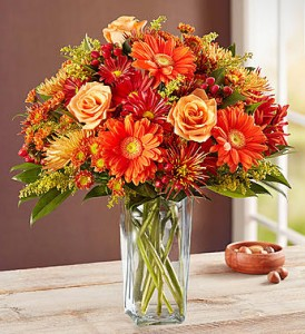 MAJESTIC FALL BOUQUET