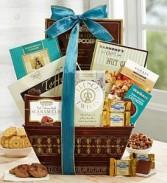 Majestic Grandeur Gift basket Gourmet Gift Basket