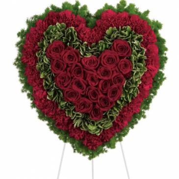 Majestic Heart ITEM #T225-1A