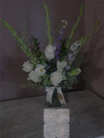Majestic peace Vase arrangement