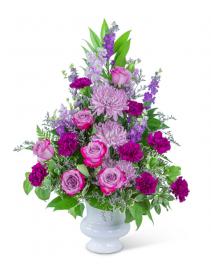 Majestic Urn Flower Arrangement