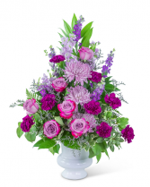 Majestic Urn Flower Arrangement