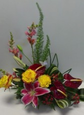 Majic Tropical arrangement