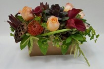Make a Statement Holiday Centerpiece