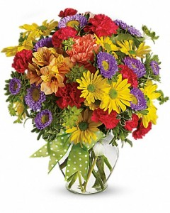 Make A Wish Anyday Bouquet in White Oak, PA | Breitinger's Flowers & Gifts