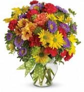 Make a Wish Birthday Vase