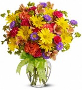Colorful Wishes Bouquet