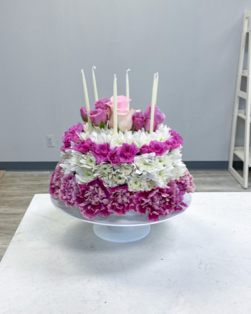 Make a Wish Flower Arrangement