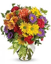 Make a wish vase