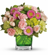 Make Her Day All-Around Floral Arrangement
