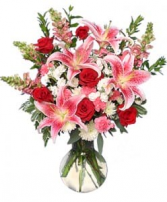 MAKE HER SMILE BOUQUET in Fort Worth, Texas | FORT WORTH FLORIST
