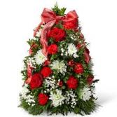 MAKE IT MERRY TREE CHRISTMAS TREE