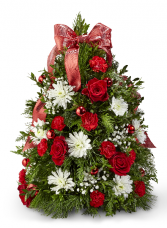 Make It Merry™ Tree FTD ARRANGEMENT