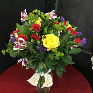 FLOWERS EACH MONTH FOR A YEAR Monthly Flower Delivery in Cornelius, NC | BELLA GRACE FLORAL