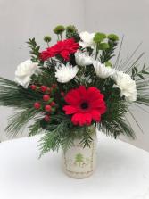 Make Merry and Bright Fresh Arrangement