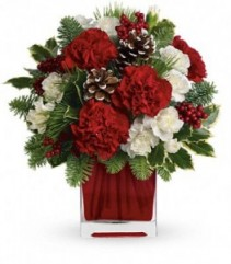 Make Merry By Teleflora Holiday [TWR02-2A]