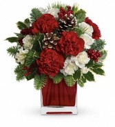 Make Merry  Holiday Bouquet