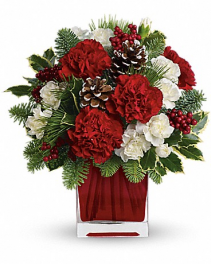 Make Merry Christmas Arrangement