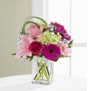 Birthday Smile Flower Arrangement