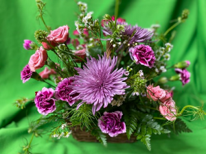 Make Mom's Day Basket in Cape Coral, FL | Say It With Flowers