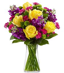 Make Someone's Day Arrangement Vase Arrangement