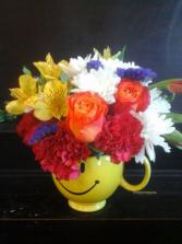 Make Someone Smile Mug  Assorted