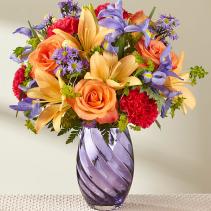 Make Today Shine Vase Arrangement
