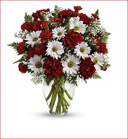 Make You Smile Vase Arrangement