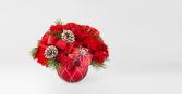 Making Spirits Bright Christmas Arrangement