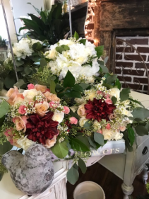 Mallory bridesmaid Bouquets Wedding