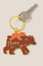 Mama bear - key chain