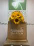 Mamacita Sunflower Burlap Tote Mothers Day 2021