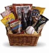 Man Cave Gift Basket