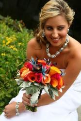 Mango Callas Bouquet