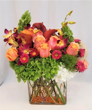 Mango Magic Arrangement in Boca Raton, FL | Flowers of Boca