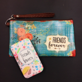 Manicure and Zipper Pouch Set Friends Forever