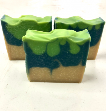 Manly Man Soap Bar Soap