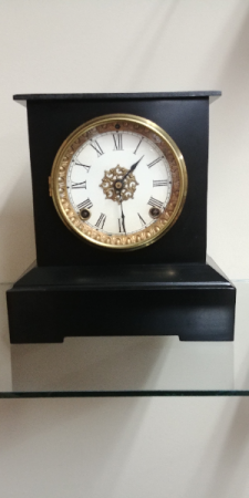 Mantle Clock 8 Day Time and Strike