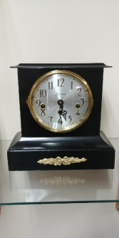Mantle Clock 8 Day Westminster Chime