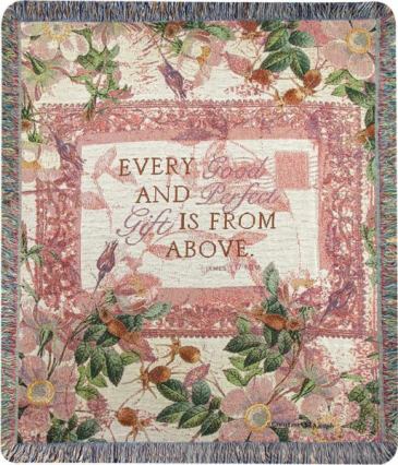 Manual 50x60-inch Tapestry Throw - Every Gift