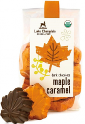 Dark Chocolate with Maple Caramel Chocolate