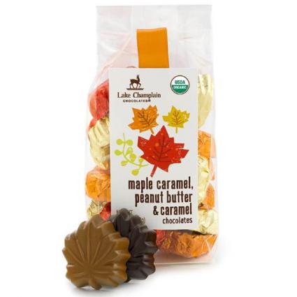 Maple Caramel, Peanut Butter, & Caramel Chocolates Chocolate