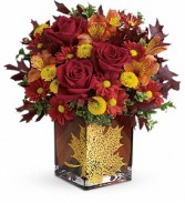 Maple Leaf Bouquet Fall