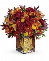 MAPLE LEAF  Bouquet of Flowers
